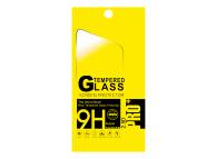 Folie Protectie Ecran PRO+ Samsung Galaxy S9 G960, Sticla securizata, Neagra, Blister
