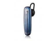 Handsfree Casca Bluetooth Soultech Colorfull BH009M, MultiPoint, Albastru, Blister