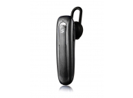 Handsfree Casca Bluetooth Soultech Colorfull BH009S, MultiPoint, Negru, Blister