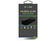 Folie Protectie Ecran Soultech pentru Apple iPhone 5 / Apple iPhone 5s, Sticla securizata, Platinum EK402, Blister