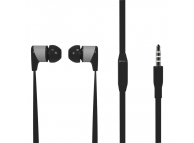 Handsfree Casti In-Ear Soultech Sugar, KK003S, Cu microfon, 3.5 mm, Negru, Blister
