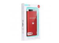 Baterie Externa Powerbank XiPiN T19 20000 mA, 2 x USB - MicroUSB, Rosie, Blister