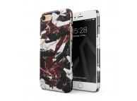 Husa Plastic Burga Gold Marble Camo Apple iPhone 7 / Apple iPhone 8, Blister iP7_SP_ML_14