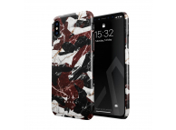 Husa Plastic Burga Gold Marble Camo Apple iPhone XS, Blister iPX_SP_ML_14