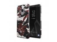 Husa Plastic Burga Gold Marble Camo Samsung Galaxy S9 G960, Blister S9_SP_ML_14