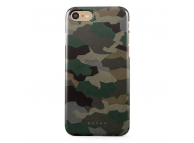 Husa Plastic Burga Tropical Green Camo Apple iPhone 7 / Apple iPhone 8, Blister iP7_SP_ML_03