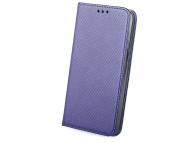 Husa Piele OEM Smart Magnet pentru Nokia 3.1, Bleumarin, Bulk