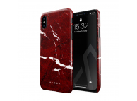 Husa Plastic Burga Iconic Red Ruby Apple iPhone XS, Blister iPX_SP_MB_03