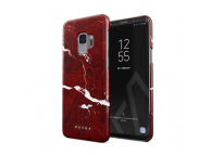 Husa Plastic Burga Iconic Red Ruby Samsung Galaxy S9 G960, Blister S9_SP_MB_03