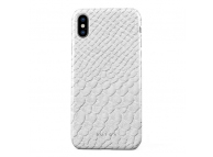 Husa Plastic Burga Glacial White Apple iPhone XS, Blister iPX_SP_SV_36