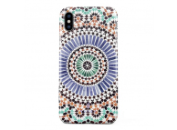 Husa Plastic Burga Pastel Illusion Apple iPhone X, Blister iPX_SP_MR_03