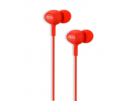 Handsfree Casti In-Ear XO Design Candy XO-S-6, Cu microfon, 3.5 mm, Rosu, Blister