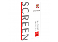 Folie Protectie Ecran Enkay pentru Samsung Galaxy S8+ G955, Sticla securizata, Full Face, Anti Blue-ray, Neagra, Blister