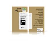 Folie Protectie Ecran Mofi pentru Huawei nova 3, Sticla securizata, Full Face, 9H, 2.5D, Neagra, Blister