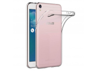 Husa TPU OEM pentru Asus ZenFone Live (L1) ZA550KL, Transparenta, Bulk