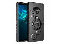 Husa Plastic OEM Gears Samsung Galaxy Note9 N960, Neagra, Bulk