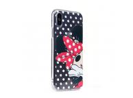 Husa TPU Disney Minnie Mouse 003 Pentru Samsung Galaxy S8 G950, Multicolor, Blister