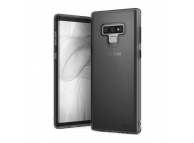 Husa TPU Ringke Air pentru Samsung Galaxy Note9 N960, Gri, Blister