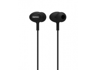 Handsfree Casti In-Ear Remax RM-515, Cu microfon, 3.5 mm, Negru, Blister