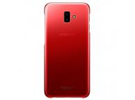 Husa Plastic Samsung J6 Plus (2018) J610, Gradation Cover, Rosie, Blister EF-AJ610CREGWW