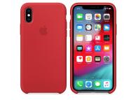 Husa TPU Apple iPhone XS / Apple iPhone X, Rosie, Blister AP-MRWC2ZM/A