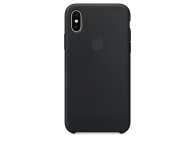 Husa TPU Apple iPhone XS Max, Neagra, Blister AP-MRWE2ZM/A