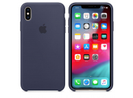 Husa TPU Apple iPhone XS Max, Bleumarin, Blister AP-MRWG2ZM/A
