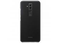 Husa Plastic Huawei Mate 20 Lite, Neagra, Blister 51992651