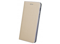 Husa Piele OEM Smart Venus pentru Samsung Galaxy S7 G930, Aurie, Bulk