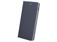 Husa Piele OEM pentru Samsung Galaxy S7 G930, Bleumarin, Bulk