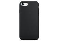 Husa TPU OEM Pure Silicone pentru Samsung Galaxy Note9 N960, Neagra, Blister