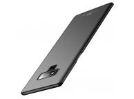 Husa Plastic MSVII Slim pentru Samsung Galaxy Note9 N960, Neagra, Blister