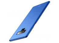 Husa Plastic MSVII Slim pentru Samsung Galaxy Note9 N960, Albastra, Blister