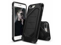 Husa Ringke Max Armor pentru Apple iPhone 7 Plus / Apple iPhone 8 Plus, Neagra, Blister