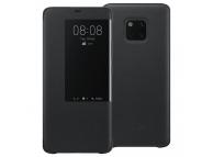 Husa Huawei Mate 20 Pro, Flip View, Neagra, Blister 51992696