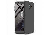Husa Plastic OEM Full Cover pentru Samsung Galaxy S8 G950, Neagra, Bulk