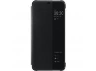 Husa Huawei Mate 20 Lite, Flip View, Neagra, Blister 51992653