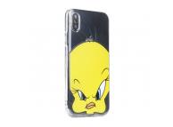 Husa TPU Disney Tweety 002 Pentru Apple iPhone X / Apple iPhone XS, Multicolor, Blister