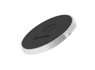 Suport Auto Universal Baseus Small Ears, Magnetic, Argintiu, Blister