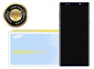 Display - Touchscreen Cu Rama Albastra Samsung Galaxy Note9 N960 GH97-22269B