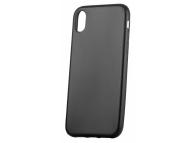 Husa TPU OEM Frosted pentru Samsung Galaxy Note9 N960, Neagra, Bulk