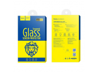 Folie Protectie Ecran HOCO pentru Samsung Galaxy S9 G960, Sticla securizata, Full Face, Neagra, Blister