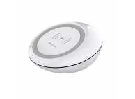 Incarcator Retea Wireless DEVIA Non-pole, Alb, Blister