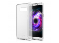 Husa TPU Itskins pentru Samsung Galaxy S8 G950, Nano Gel, Transparenta, Blister IT-SGS8-ZERO