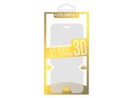 Folie Protectie Ecran OEM pentru Samsung Galaxy S9 G960, Sticla securizata, Full Face, Edge Glue, 5D, Neagra, Blister