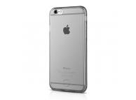 Husa TPU Itskins Zero Gel pentru Apple iPhone 6s, Neagra, Blister AP6S-ZERO-BLCK