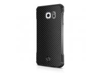 Husa TPU Itskins Atom Antisoc pentru Samsung Galaxy S7 G930, Neagra, Blister SGS7-ATDL-BLCK
