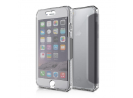 Husa TPU Itskins Spectra Vision Antisoc pentru Apple iPhone 7, Transparenta, Blister APH7-SPEVI-TRSP