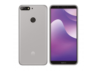 Husa silicon TPU Phonix Pentru Huawei Y7 Prime (2018) Transparenta Blister HUY78GPW