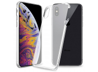 Husa TPU Phonix pentru Apple iPhone X / Apple iPhone XS, Transparenta, Blister IPXSCTR